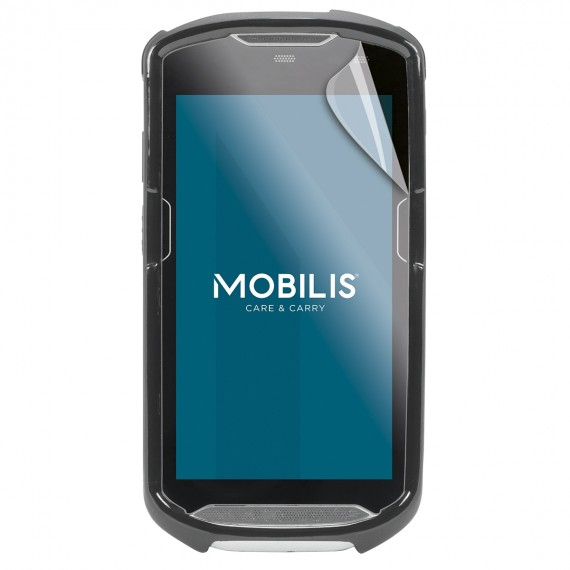 Mobilis 036096 screen protector Clear screen protector Mobile phone/Smartphone Zebra 1 pc(s)