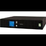 CyberPower PR1000LCDRTXL2U 1000VA Black uninterruptible power supply (UPS)