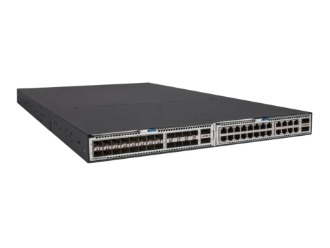 Hewlett Packard Enterprise FlexFabric 5930 Managed network switch L3 Gigabit Ethernet (10/100/1000) Black