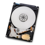 HGST Travelstar 5K1000 1TB 1000GB Serial ATA internal hard drive