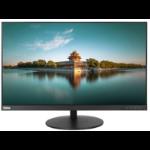"Lenovo ThinkVision P27Q LED display 68.6 cm (27"") 2560 x 1440 pixels Wide Quad HD Flat Black"