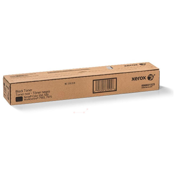 Xerox 006R01525 Toner black, 30K pages @ 5% coverage