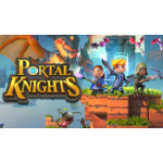 505 Games Portal Knights PC Basic PC video game