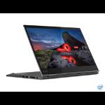 Lenovo ThinkPad X1 Yoga Gen 5 Ultra-tragbar 35,6 cm (14 Zoll) 1920 x 1080 Pixel Touchscreen Intel® Core™ i5 Prozessoren der 10. Generation 8 GB LPDDR3-SDRAM 256 GB SSD Wi-Fi 6 (802.11ax) Windows 10 Pro Grau