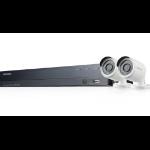 Samsung CCTV Samsung Full HD 1080p 4 ch 2 Camera Kit
