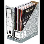 Fellowes 0186004 file storage box Paper Grey
