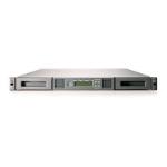 Hewlett Packard Enterprise StoreEver 1/8 G2 LTO-4 Ultrium 1760 SAS Tape Autoloader tape auto loader/library 6400 GB 1U