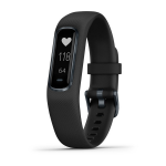 Garmin vívosmart 4 Wristband activity tracker Black OLED