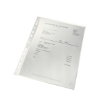 Leitz 47913003 sheet protector 210 x 297 mm (A4) Polypropylene (PP)
