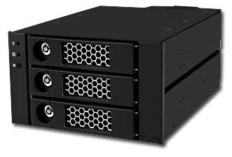 ICY BOX IB-553SSK Black