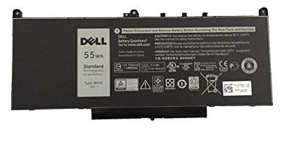 DELL Battery, 55WHR, 4 Cell, Lithium Ion MC34Y, Battery, DELL, Latitude E7270, E7470 - Approx 1-3 working