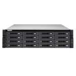 QNAP TS-EC1680U R2 NAS Rack (3U) Ethernet LAN Black,Grey