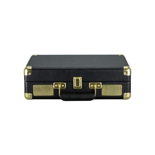 Goodmans GDPTURNT01BLKXI Belt-drive audio turntable Black audio turntable