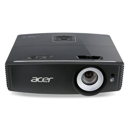 Acer Large Venue P6200S data projector 5000 ANSI lumens DLP XGA (1024x768) 3D Desktop projector Black