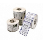 Zebra 76018 White printer label