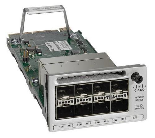Cisco C3850-NM-8-10G= network switch module Gigabit Ethernet