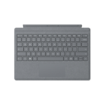 Microsoft Surface Pro Signature Type Cover mobile device keyboard Platinum Microsoft Cover port