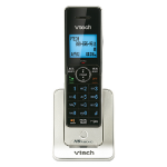 VTech LS6405 telephone handset DECT telephone Caller ID Black,Silver
