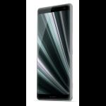 Sony Xperia XZ3 15,2 cm (6 Zoll) 4 GB 64 GB Dual-SIM 4G Silber 3330 mAh