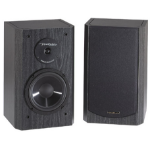BIC DV-62SIB loudspeaker 2-way 175 W Black Wired