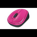 Microsoft Wireless Mobile 3500 mouse Ambidextrous RF Wireless BlueTrack