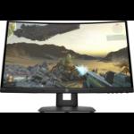 """HP X24c 59.9 cm (23.6"""") 1920 x 1080 pixels Full HD LCD Black"""