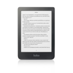 Rakuten Kobo Clara HD e-book reader Touchscreen 8 GB Wi-Fi Zwart