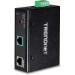Trendnet TI-SG104 divisor de red Negro Energía sobre Ethernet (PoE)
