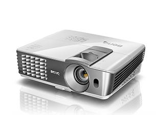 BenQ W1070+ Short-throw Video Projector