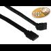 Sandberg SATA 3.0 cable 0.8m angled