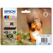 Epson Squirrel Multipack 6-colours 378XL Claria Photo HD Ink