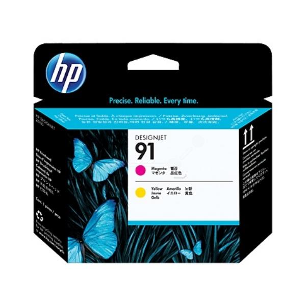 HP C9461A (91) Printhead magenta, 775ml