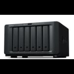 Synology DiskStation DS1618+ C3538 Ethernet LAN Tower Black NAS