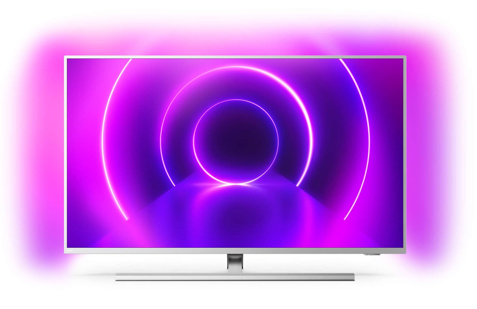 "Philips 43PUS8535/12 Televisor 109,2 cm (43"") 4K Ultra HD Smart TV Wifi Plata"