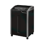 Fellowes 485Ci paper shredder Cross shredding 40 cm Black