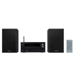 Pioneer X-HM36D Home audio micro system Black 30 W