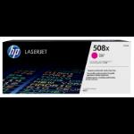 HP 508X Origineel Magenta 1 stuk(s)