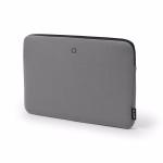 "Dicota Skin Base 15-15.6 notebook case 39.6 cm (15.6"") Sleeve case Grey"
