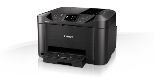 Canon A4 Inkjet Printer, 24.0ipm Mono, 15.5 ipm Colour, 600 x 1200 dpi, 1 Year RTB warranty