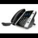 POLY VVX 501 teléfono IP Negro Terminal con conexión por cable TFT 12 líneas