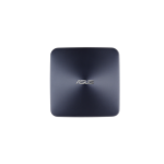 ASUS VivoMini UN65U-7i5M041M BGA 1356 2.50GHz i5-7200U 0.88L sized PC Blue