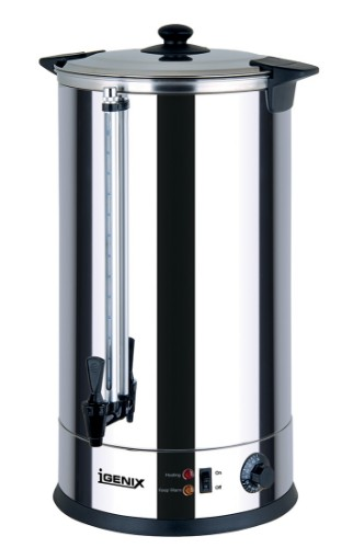 Igenix IG4030 electric kettle 30 L Stainless steel