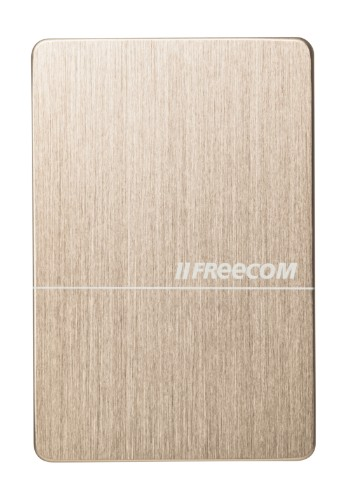 Freecom mHDD Slim external hard drive 2000 GB Gold