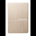 Freecom mHDD Slim external hard drive 2000 GB Gold