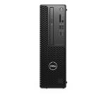 DELL Precision 3440 Intel® Xeon® W W-1250 16 GB DDR4-SDRAM 512 GB SSD SFF Negro Puesto de trabajo Windows 10 Pro