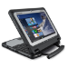 "Panasonic Toughbook CF-20 Black,Silver Hybrid (2-in-1) 25.6 cm (10.1"") 1920 x 1200 pixels Touchscreen 1.1 GHz Intel® Core™ M m5-6Y57"