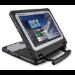 "Panasonic Toughbook CF-20 1.1GHz m5-6Y57 Intel® Core™ M 10.1"" 1920 x 1200pixels Touchscreen Black, Silver Hybrid (2-in-1)"