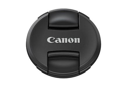 Canon E-82 II 82mm Black lens cap