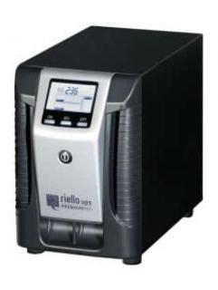 Riello Sentinel Pro 3000VA sistema de alimentación ininterrumpida (UPS) Doble conversión (en línea) 2400 W
