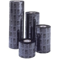 """Zebra Resin 5100 1.57"""" x 40mm printer ribbon"""